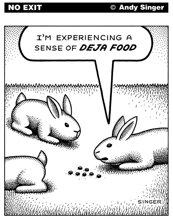 124030 600 Deja Food Rabbits cartoons
