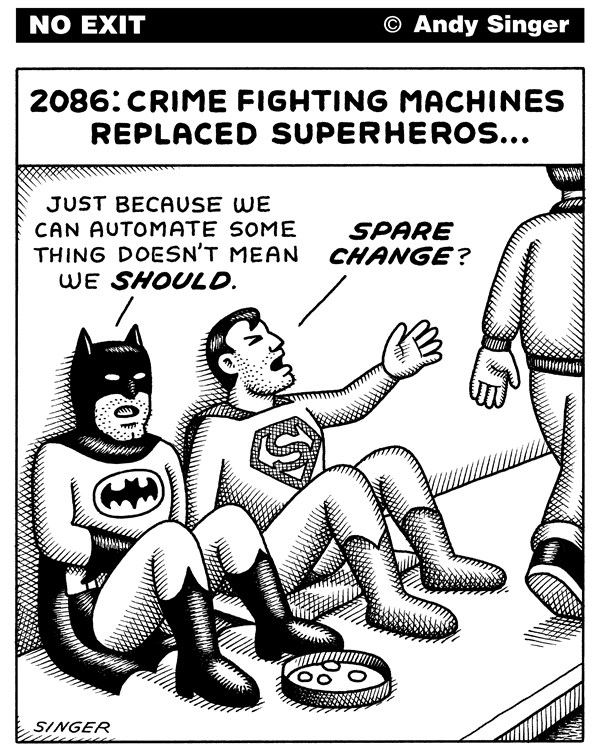 139807 600 Machines Replace Superheros cartoons