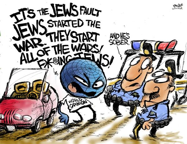 29371 600 Jews Fault cartoons