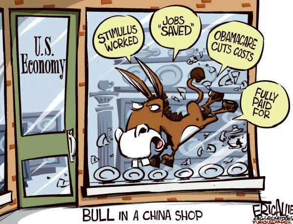 81636 600 Bull in a china shop cartoons