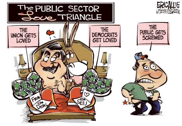 89569 600 Public sector love triangle cartoons