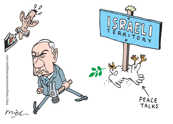 93420 600 Obama and Netanyahu cartoons