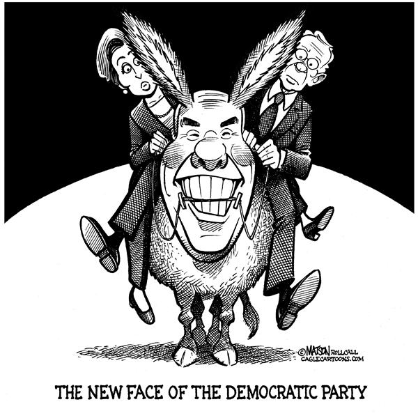RJ Matson - Roll Call - The New Face Of The Democratic Party - English - Howard Dean, Democratic National Committee, Nancy Pelosi, Harry Reid, Democrats