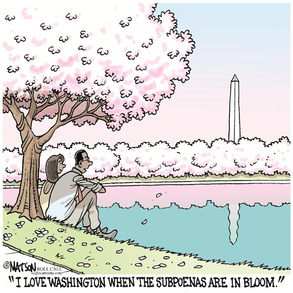 36894 600 Springtime in Washington cartoons