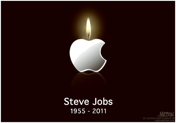 99002 600 Steve Jobs 1955 2011 cartoons