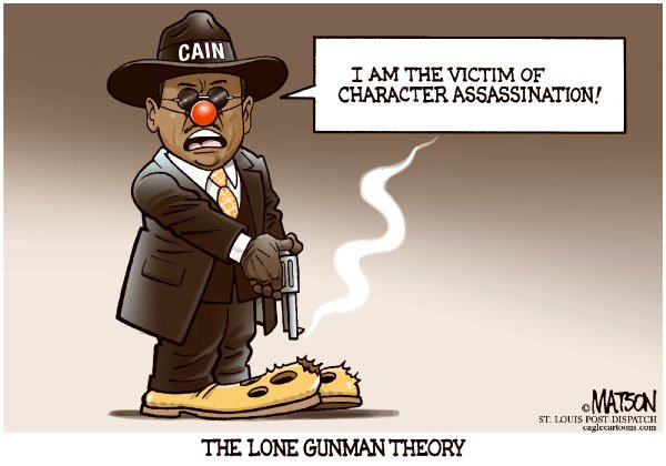 102524 600 Herman Cain cartoons