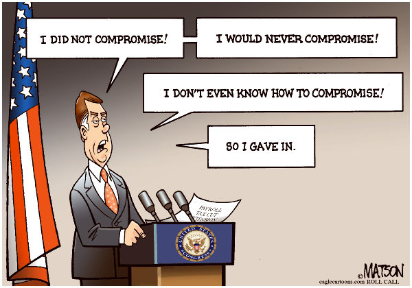 106845 600 No Compromise cartoons
