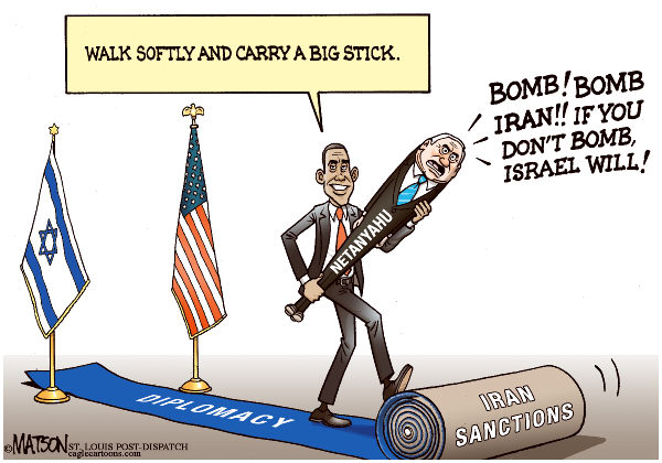 107742 600 Walk Softly and Carry a Big Stick cartoons