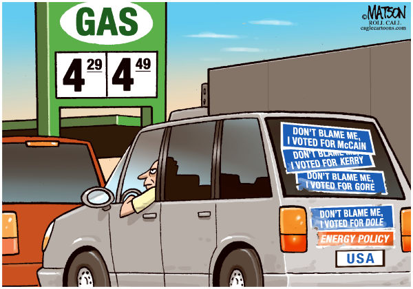 108243 600 Dont Blamer Voter for High Gas Prices cartoons