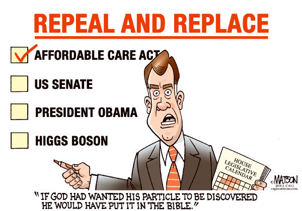 114860 600 Speaker Boehners Repeal and Replace To Do List cartoons