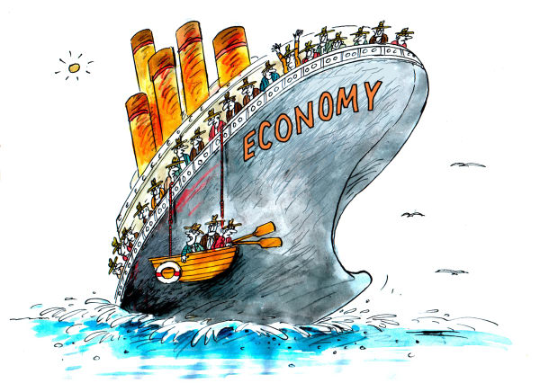 Pavel Constantin - Romania - Economy - English - Economy,affairs,business,crisis,recession,banks,money, ship, boat, recession
