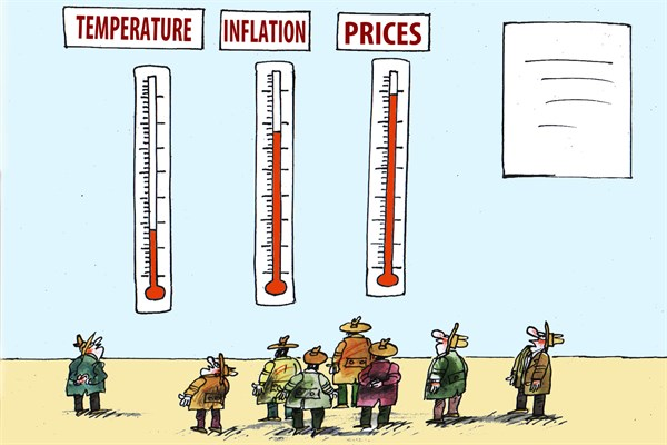 Pavel Constantin - Romania - PRICES - English - Prices,inflation,temperature,economy,money,crisis,recession,business,affairs,life