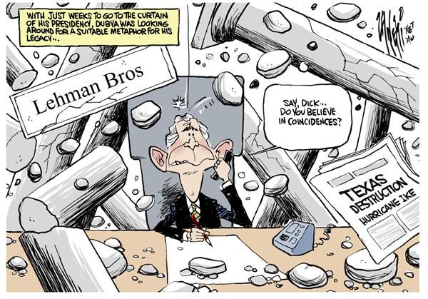 55379 600 Lehman Bros and Bush cartoons