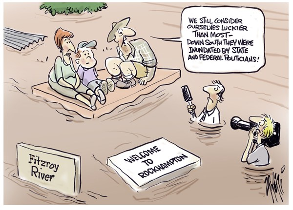 126480 600 Rockhampton Flood cartoons