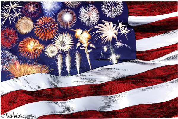 66235 600 Fourth of July cartoons