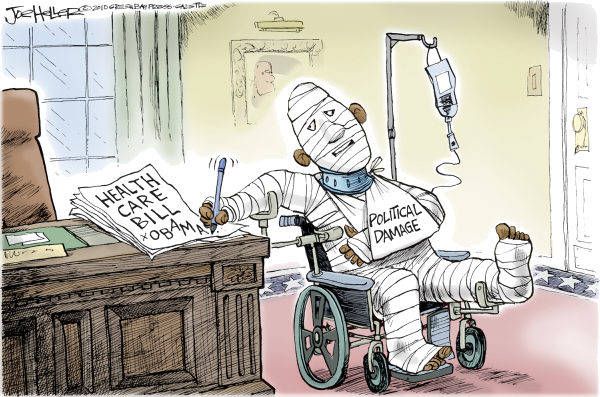 76120 600 Health Care Signing cartoons
