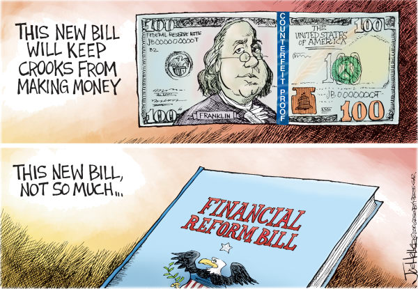 77551 600 Financial Reform cartoons