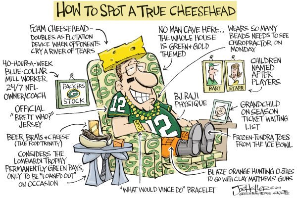 88649 600 Cheesehead cartoons