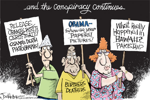 92791 600 The Conspiracy Continues cartoons