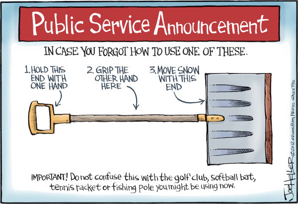 105896 600 Public Service Announcement cartoons