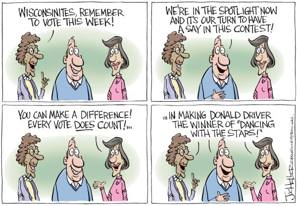109199 600 Wisconsin Primary cartoons