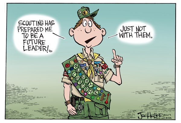 132413 600 Boy Scouts cartoons