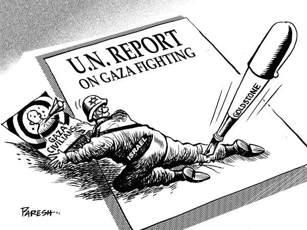 Image result for UN report CARTOON