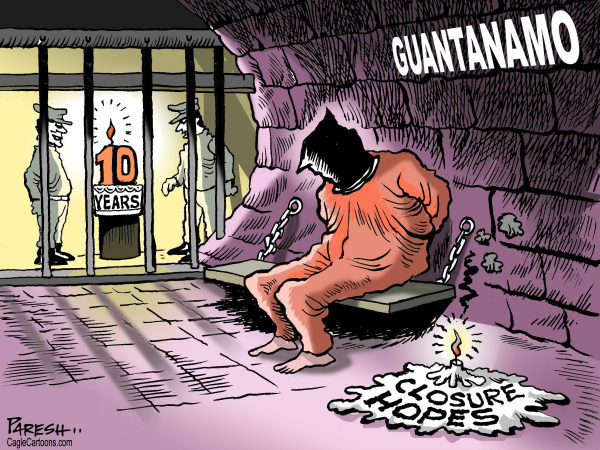 104335 600 Guantanamo 10 years cartoons