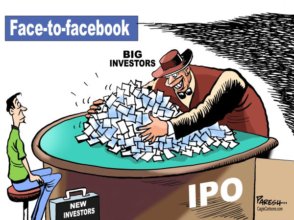Paresh Nath - The Khaleej Times, UAE - Face- to-facebook COLOR - English - Facebook, social network, media, stock, IPO, Banking investors, new investors