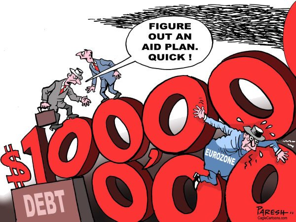 113074 600 Aid for Eurozone cartoons