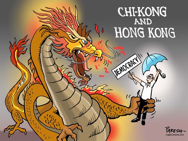 154602 600 Chi Kongand Hong Kong cartoons