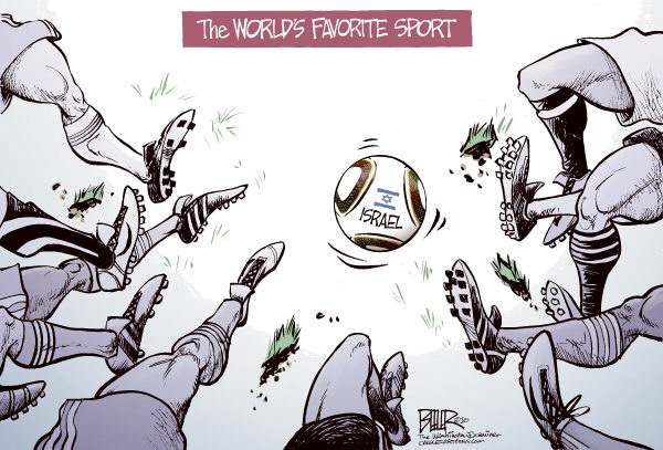 79584 600 World Cup and Israel cartoons