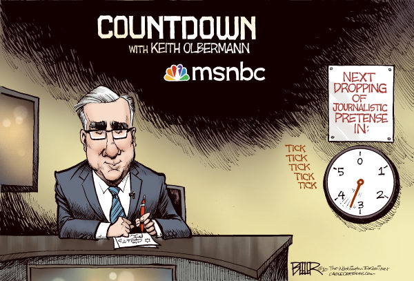 85445 600 Countdown with Keith Olbermann cartoons