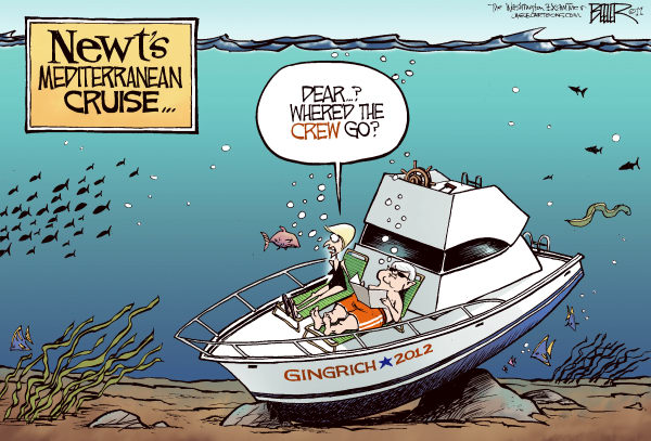 94184 600 Newt Sinks cartoons
