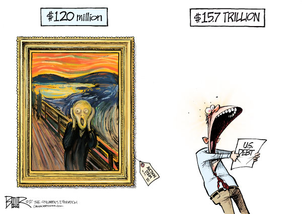 111117 600 The Scream cartoons