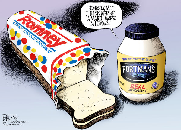 114938 600 Romney and Portman cartoons