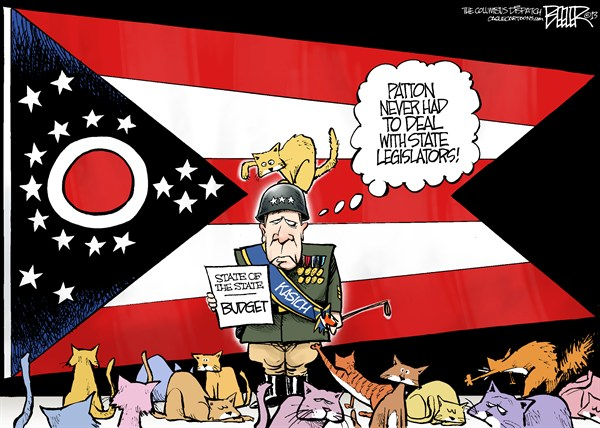 127539 600 LOCAL OH   State of the State cartoons