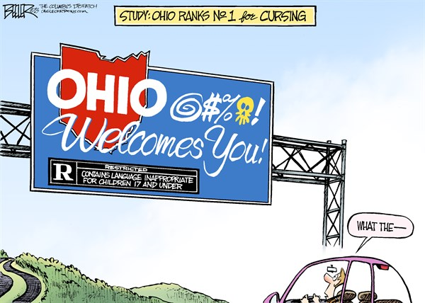 131856 600 LOCAL OH   Bleeping Ohio cartoons