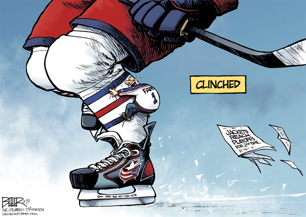 147045 600 LOCAL OH   CBJ Clinches Playoffs cartoons