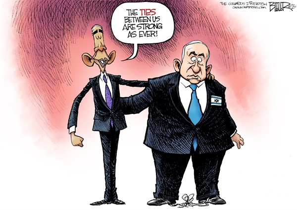 Obama's hypocritical attack on Netanyahu