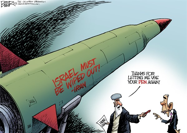 Iran's missiles and the nuclear deal