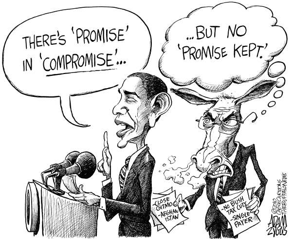 86616 600 Promise in Compromise cartoons