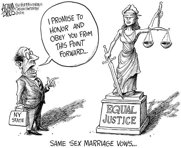 95885 600 Same Sex Marriage Vows cartoons