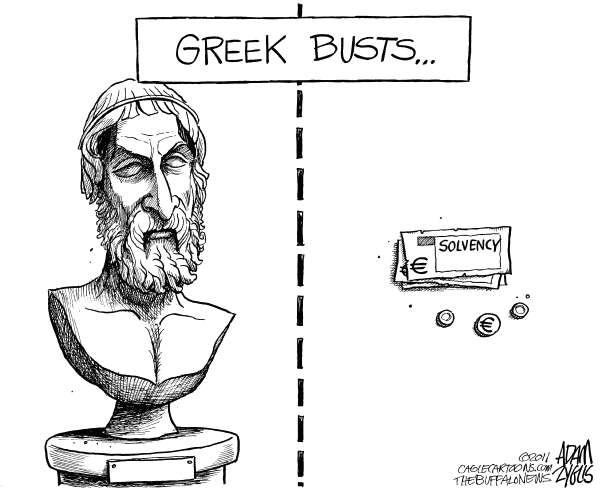 98683 600 Greek Busts cartoons