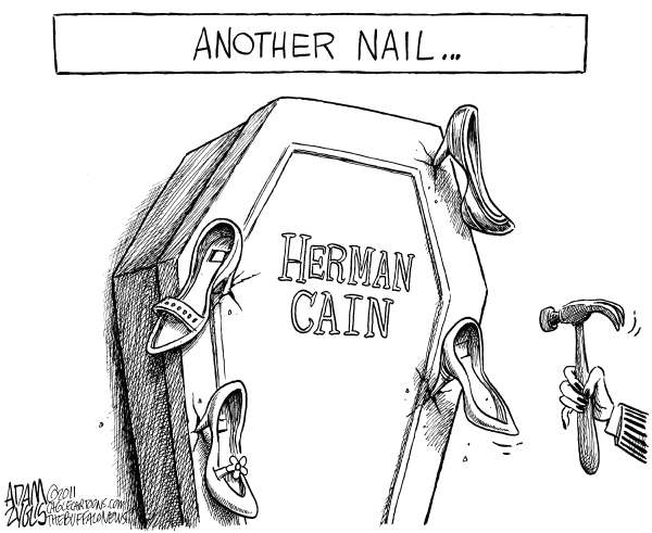 102164 600 Herman Cains Coffin cartoons