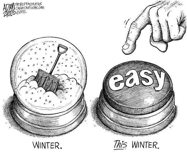 107446 600 Easy Winter cartoons