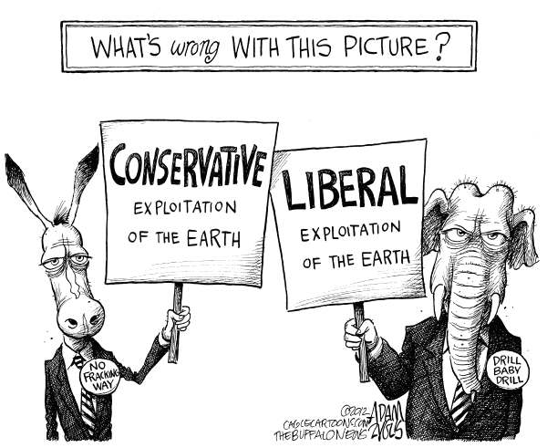 110356 600 Politics of Environmentalism cartoons
