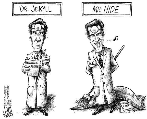 114318 600 Romneys Individual Mandate cartoons