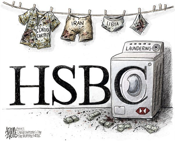 123942 600 HSBC Bank cartoons