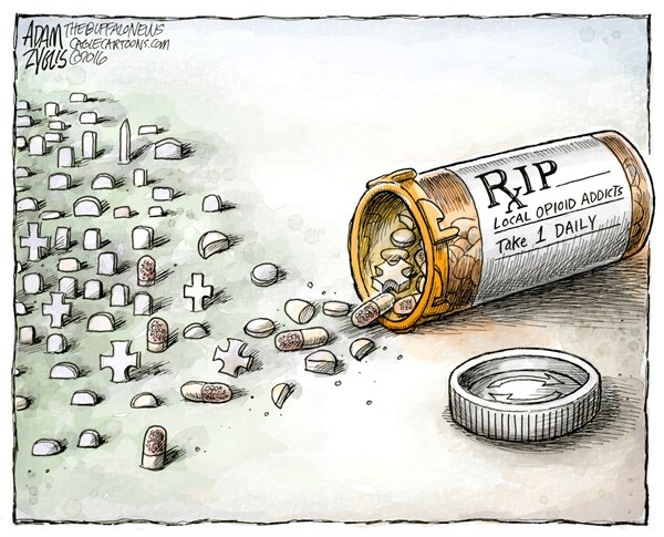 The Opioid Crisis: No One's Fault and Everyone's Fault